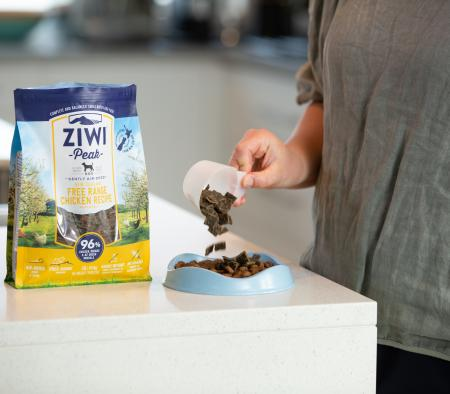 Top up with ZIWI® Peak for a nutrition boost - primary image