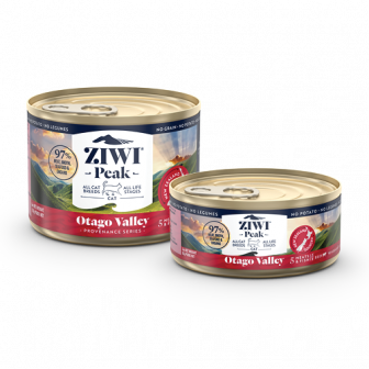 ZIWI Peak Provenance Range - Otago Valley Canned Cat Food Recipe
