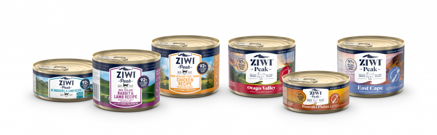 ZIWI Peak Wet Cat Food Recipe for Cats