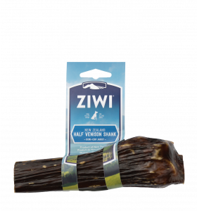 ZIWI Deer Shank Half - Good Treats for Good Dogs