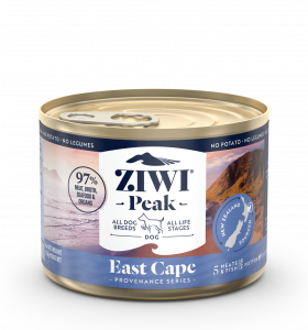 ZIWI Peak Wet East Cape Recipe for Dogs