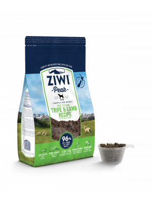 ZIWI Peak Air Dried Tripe and Lamp Recipe
