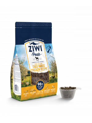 ZIWI Peak Air Dried Chicken Recipe for Dogs