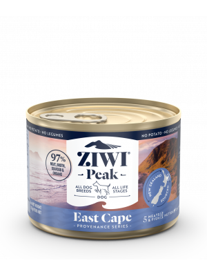 ZiwiPeak East Cape - Provenance Canned Range for Dogs