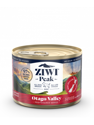 ZIWI Peak Provenance Range - Otago Valley Canned Dog Food